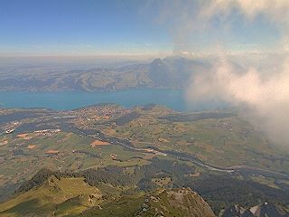 Richtung Interlaken/Jungfraujoch